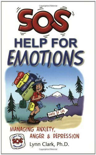 Lynn Clark Sos Help For Emotions Managing Anxiety Anger And Depression 0002 Edition;