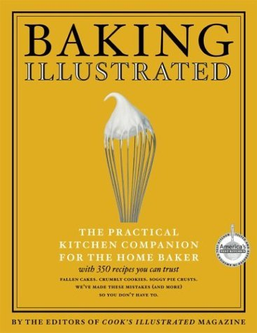 Cook's Illustrated Magazine Baking Illustrated The Practical Kitchen Companion For The Home Bake