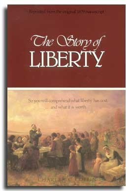 Charles Carleton Coffin The Story Of Liberty