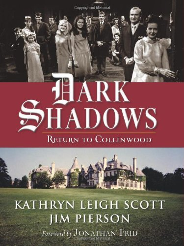 Kathryn Leigh Scott Dark Shadows Return To Collinwood