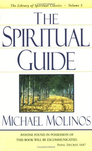 Michael Molinos The Spiritual Guide