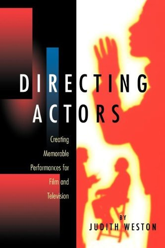 Judith Weston Directing Actors