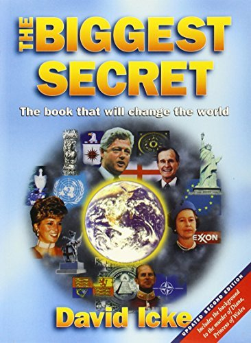 David Icke The Biggest Secret The Book That Will Change The World 0002 Edition;updated