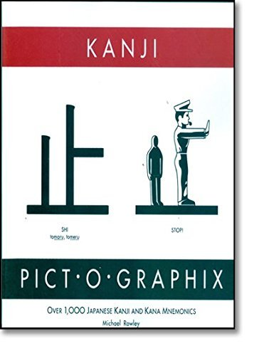 Michael Rowley Kanji Pict O Graphix Over 1 000 Japanese Kanji And Kana Mnemonics