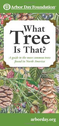 Arbor Day Foundation What Tree Is That? A Guide To The More Common Trees Found In North A
