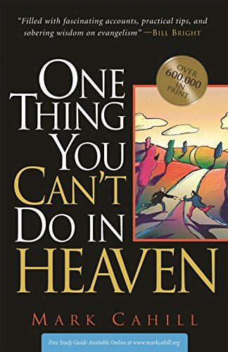 Mark Cahill One Thing You Can't Do In Heaven 0005 Edition;