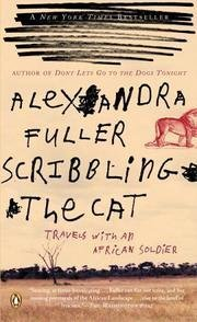Alexandra Fuller Scribbling The Cat