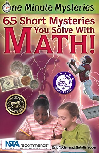 Eric Yoder 65 Short Mysteries You Solve With Math!