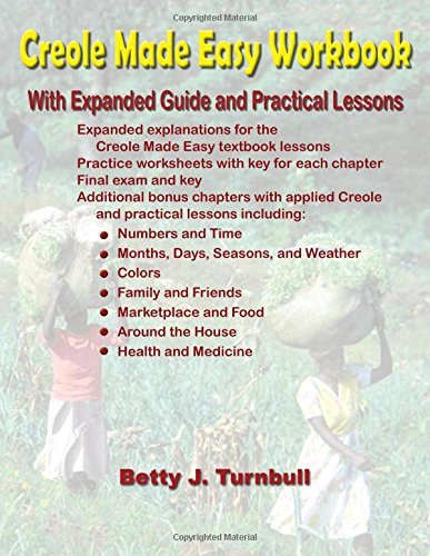 Betty J. Turnbull Creole Made Easy Workbook