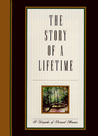 Pamela Pavuk The Story Of A Lifetime A Keepsake Of Personal Memoirs Revised