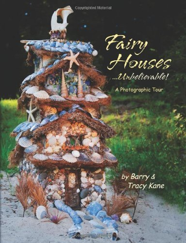Barry Kane Fairy Houses... Unbelievable! A Photographic Tour