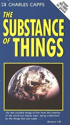 Charles Capps Substance Of Things The
