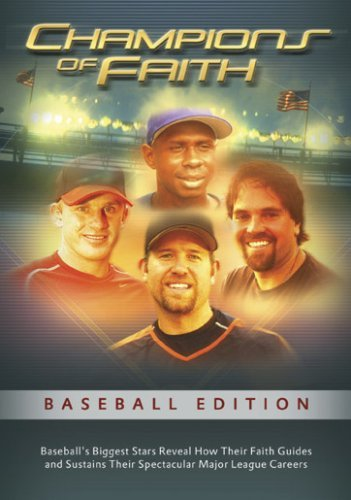 John Morales Champions Of Faith DVD Baseball Edition