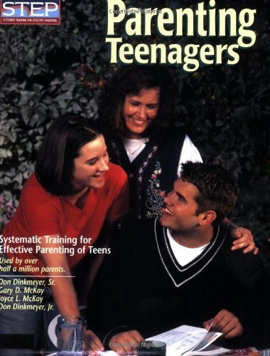 Dinkmeyer Don C. Sr. Parenting Teenagers Systematic Training For Effective Parenting Of Te Revised