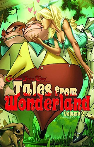 Raven Gregory Tales From Wonderland Volume 2