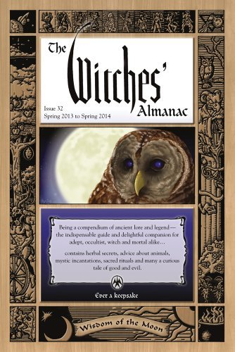 Witches' Almanac The Witches' Almanac Issue 32 2013 2014