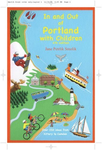 Jane Petrlik Smolik In And Out Of Portland With Children 0 Edition;
