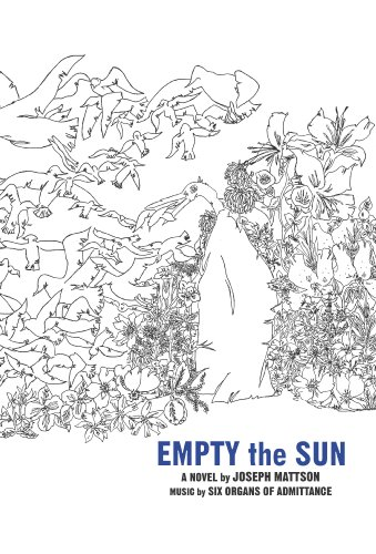 Joseph Mattson Becky Smith Joseph Mattson Six Orga Empty The Sun W CD Ltd Ed