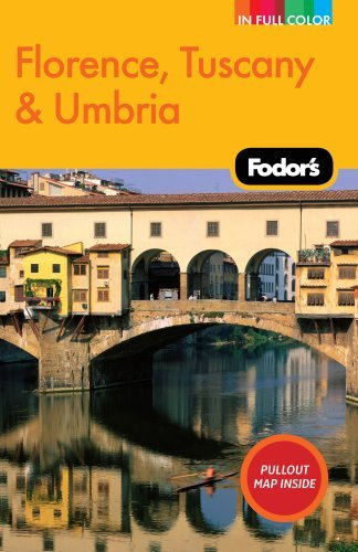 Matthew Lombardi Fodor's Florence Tuscany & Umbria 0009 Edition;