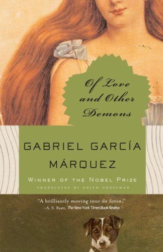 Gabriel Garcaia Maarquez Of Love And Other Demons