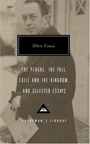 Albert Camus The Plague The Fall Exile And The Kingdom And S