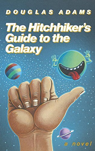 Douglas Adams The Hitchhiker's Guide To The Galaxy 25th Annivers 0025 Edition;anniversary