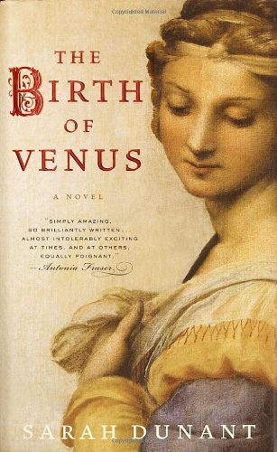 Sarah Dunant Birth Of Venus The