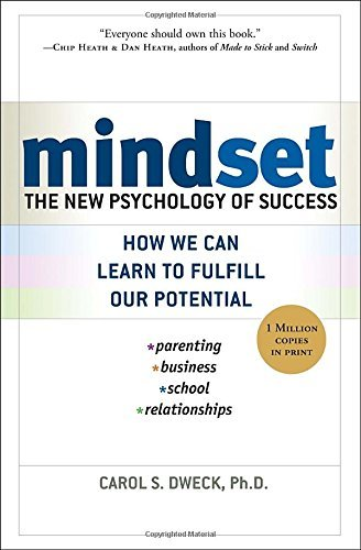 Carol S. Dweck Mindset The New Psychology Of Success