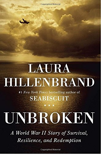 Laura Hillenbrand Unbroken A World War Ii Story Of Survival Resilience And