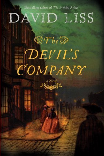 David Liss Devil's Company The