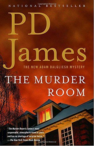 P. D. James The Murder Room