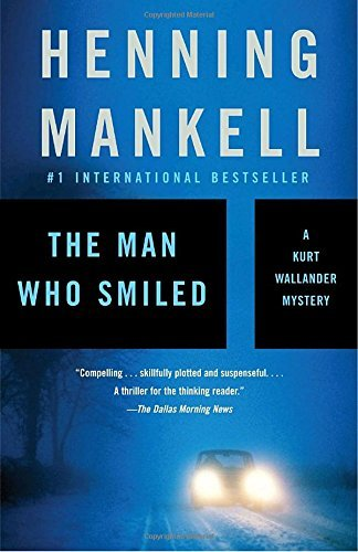 Henning Mankell Man Who Smiled The