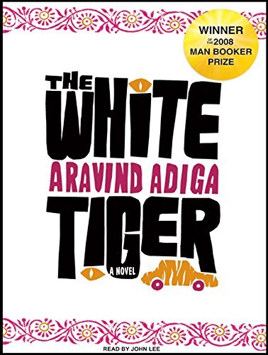 Aravind Adiga The White Tiger CD