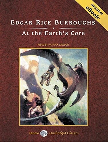 Edgar Rice Burroughs At The Earth's Core CD
