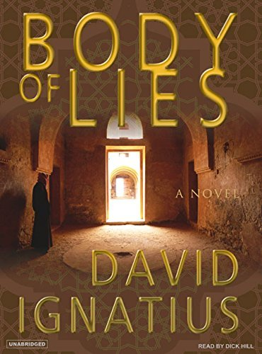 David Ignatius Body Of Lies Mp3 CD Mp3 CD
