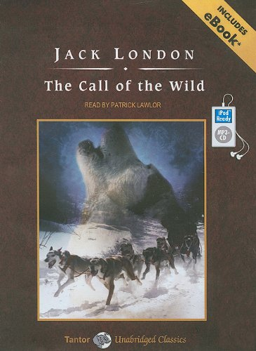 Jack London Call Of The Wild The Mp3 CD