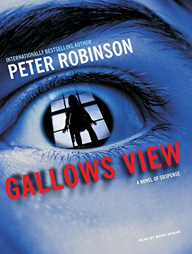 Peter Robinson Gallows View Mp3 CD