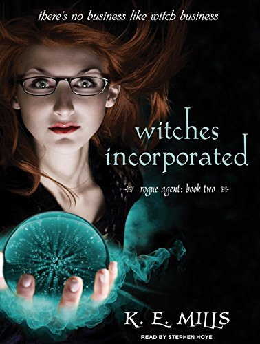 K. E. Mills Witches Incorporated Mp3 CD