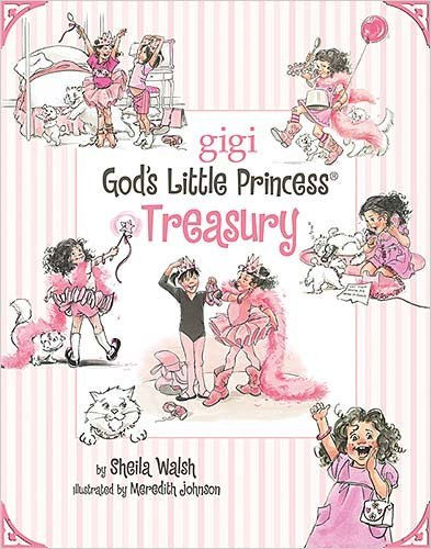 Sheila Walsh God's Little Princess Treasury
