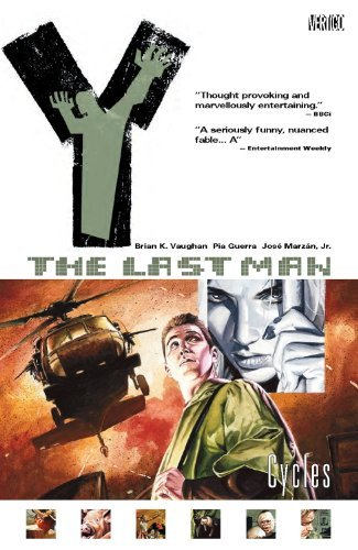 Brian K. Vaughan Y The Last Man Vol 02 Cycles