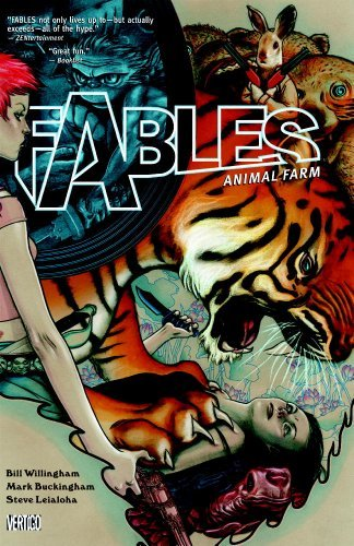Bill Willingham Fables Vol. 2 Animal Farm