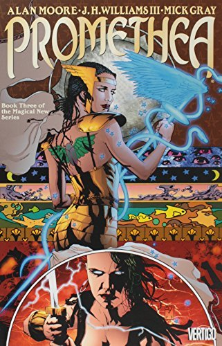 Alan Moore Promethea Book 03 Of The Magical New Series