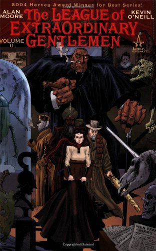Alan Moore The League Of Extraordinary Gentlemen Vol. 2