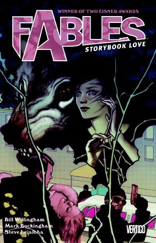 Bill Willingham Storybook Love