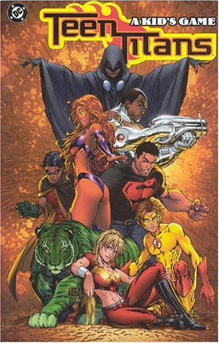 Geoff Johns Teen Titans Vol 01 A Kid's Game