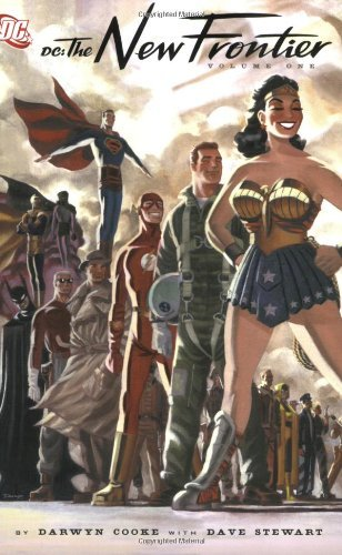 Darwyn Cooke Dc The New Frontier Vol 01