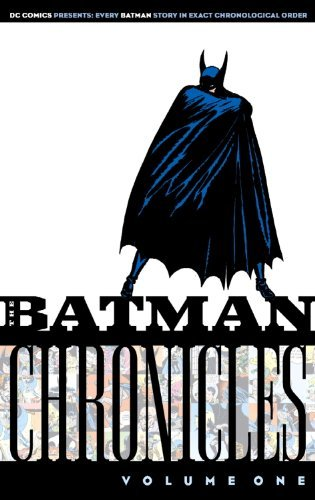Bill Finger Batman Chronicles Vol 01