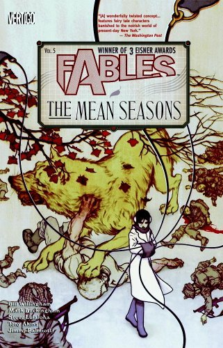Bill Willingham Fables Vol. 5 The Mean Seasons