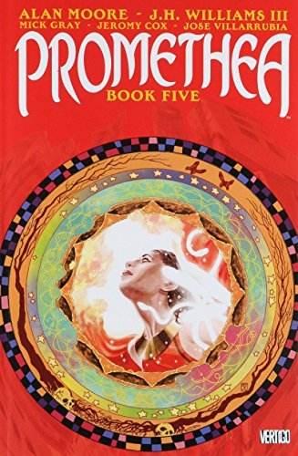 Alan Moore Promethea Book 5