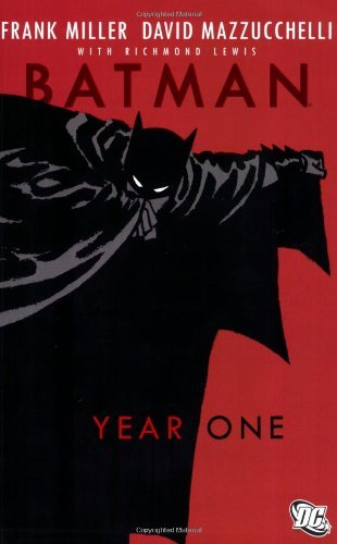 Frank Miller Batman Year One Deluxe